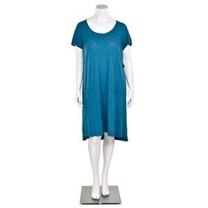 Eileen Fisher Jasper Hemp/Organic Cotton Dress